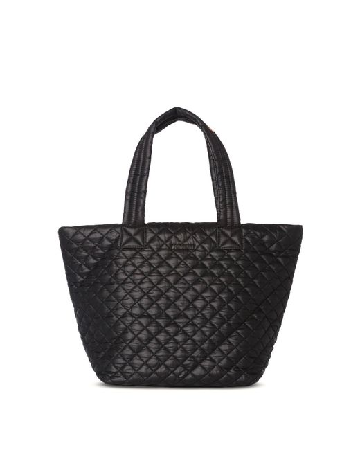 MZ Wallace - Black Oxford Metro Medium Tote - Lyst