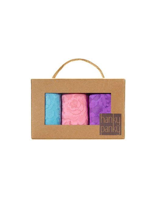Hanky Panky - Multicolor Original - Rise Thongs - Lyst