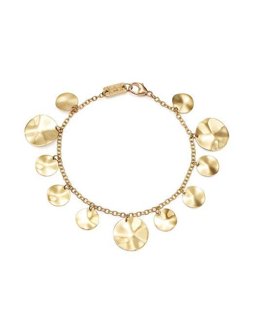 Ippolita   Metallic 18k Yellow Gold Glamazon® Spotlight Bracelet   Lyst