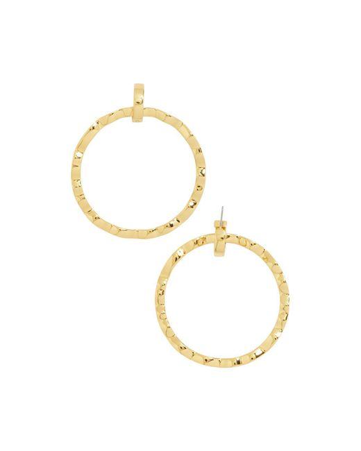 BaubleBar - Metallic Savira Loop Drop Earrings - Lyst