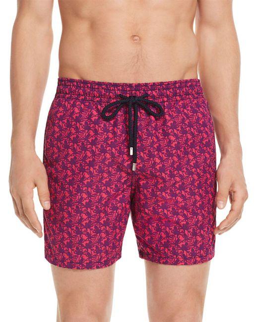 Vilebrequin - Multicolor Moorea Swim Trunks for Men - Lyst