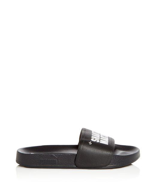 Puma Women's Shantell Martin Interchangeable Strap Pool Slide Sandals UlDSl3h