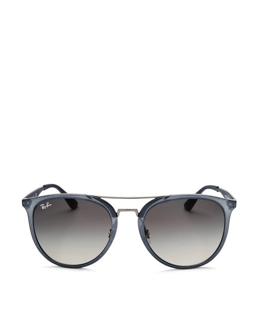 Ray-Ban - Brown 55mm - Lyst