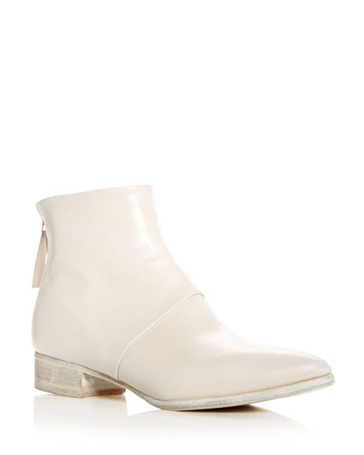 Alberto Fermani - Multicolor Women's Bellina Leather Ankle Booties - Lyst