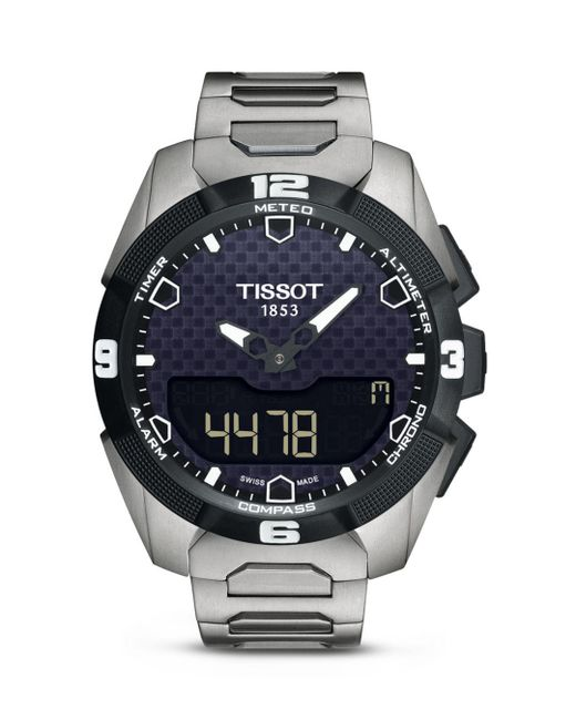 Tissot - Metallic 45mm for Men - Lyst