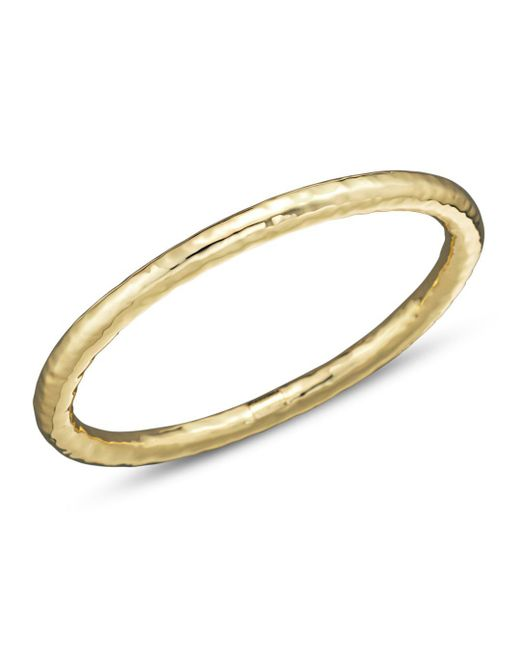 Ippolita - Metallic 18k Gold #3 Glamazon Bangle - Lyst