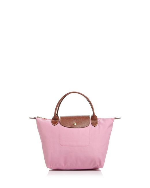 Longchamp - Multicolor Le Pliage Mini Nylon Tote - Lyst