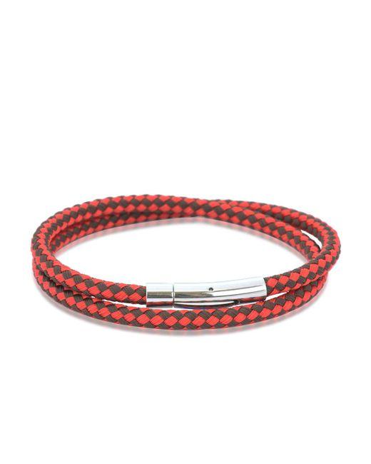 Babette Wasserman - Red Double Wrap Harlequin Bracelet - Lyst