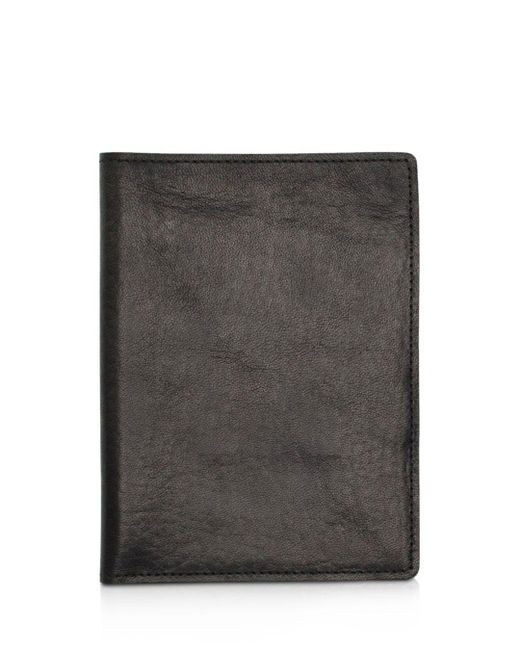 Shinola - Black Passport Wallet - Lyst