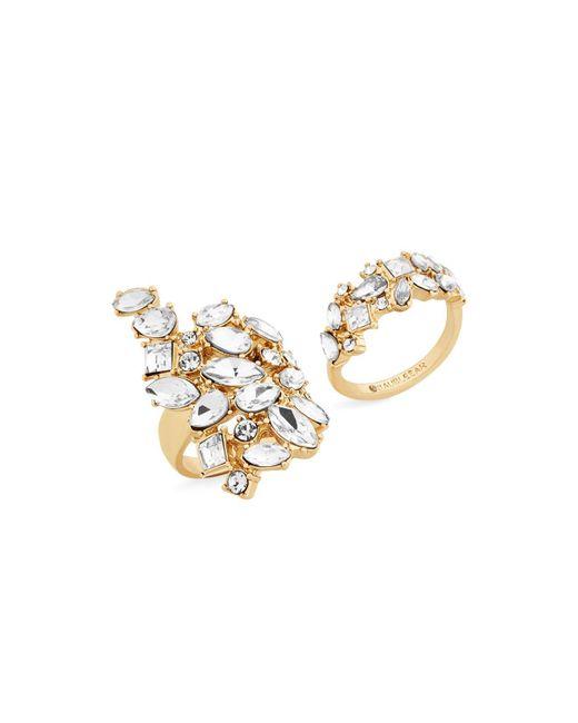 BaubleBar   Metallic Shattered Glass Ring   Lyst