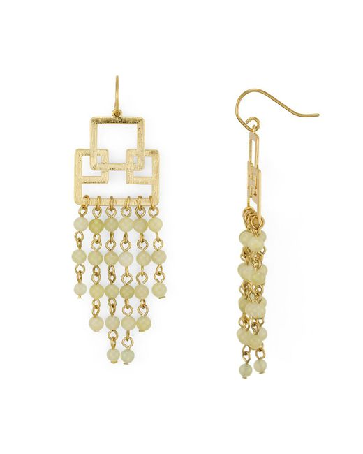 Stephanie Kantis | Metallic Jingle Drop Earrings | Lyst
