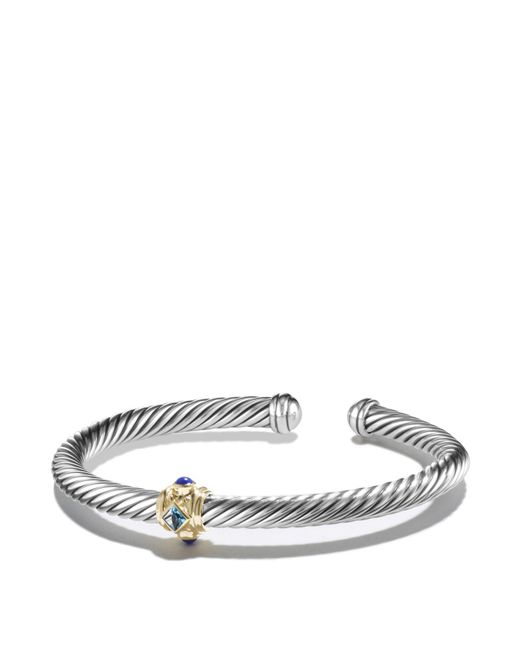 David Yurman | Blue Lapis Lazuli And 14k Gold | Lyst