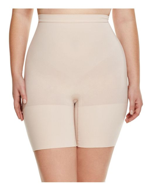 Spanx | Natural Plus Power Shorts | Lyst
