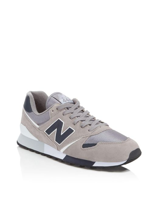 New Balance | Gray 446 Sneakers for Men | Lyst
