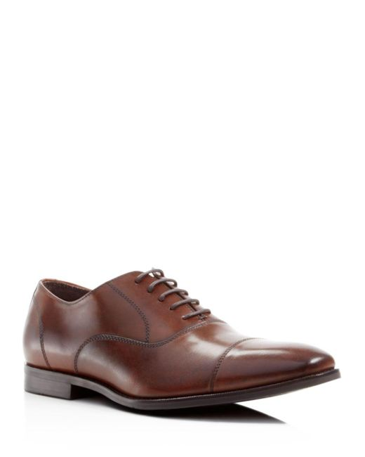 Gordon Rush - Brown Men's Dillon Oxfords for Men - Lyst