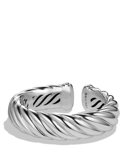 David Yurman - Metallic Waverly Bracelet - Lyst