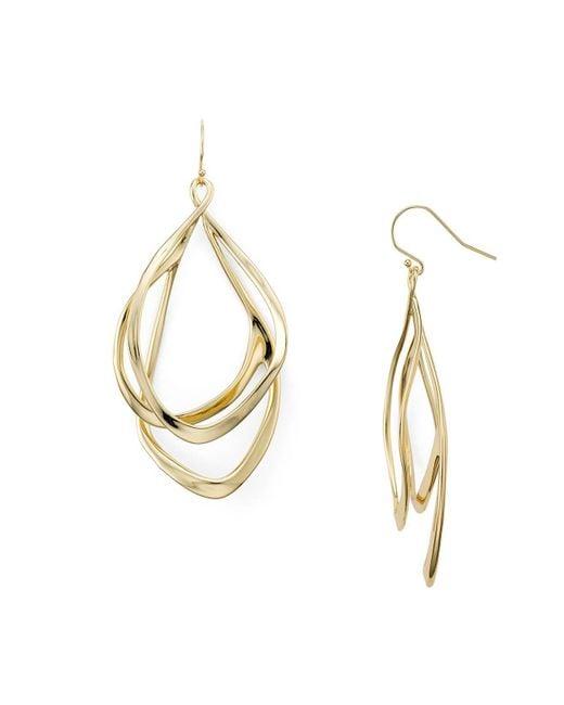 Alexis Bittar | Metallic Wire Orb Earrings | Lyst