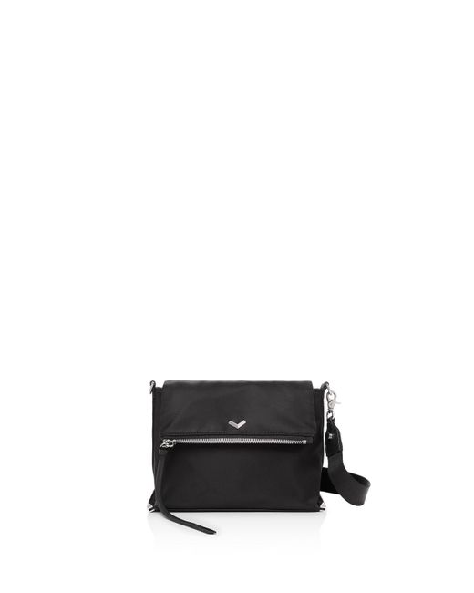 Botkier | Black Mayfair Small Nylon Crossbody | Lyst