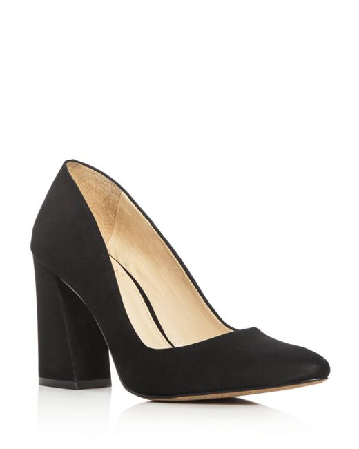 Vince Camuto - Black Talise Pointed Toe Pumps - Lyst