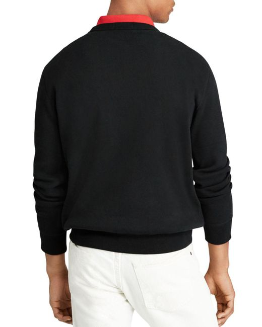 ... Polo Ralph Lauren - Black Lunar New Year Sweatshirt for Men - Lyst ... 2e588863bd0b0