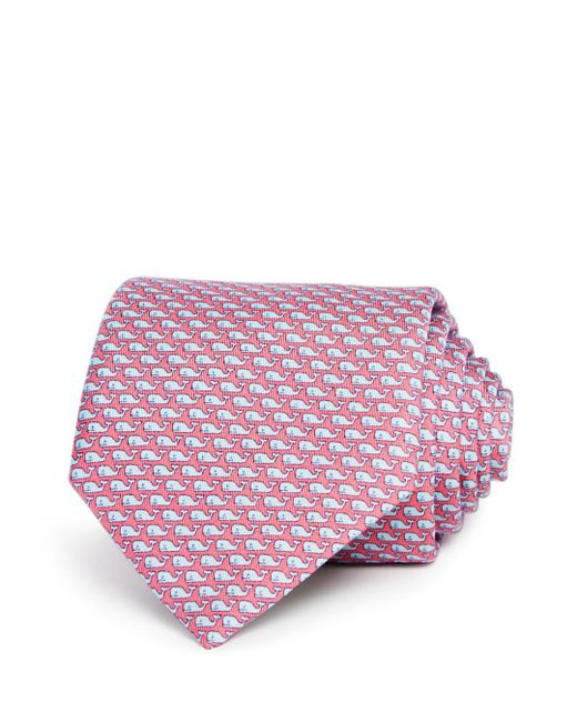 Vineyard Vines - Pink Whale Classic Tie for Men - Lyst