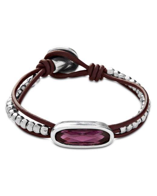 Uno De 50 - Multicolor The Tribe Bracelet - Lyst