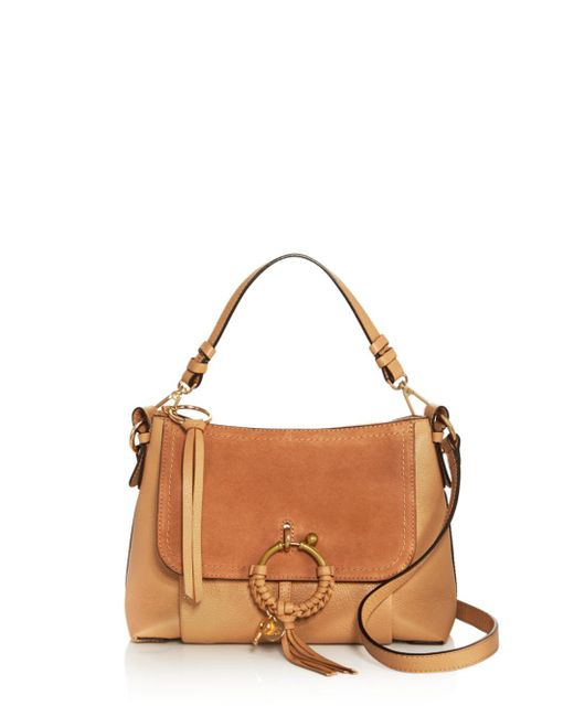 See By Chloé - Multicolor Joan Small Shoulder Bag - Lyst