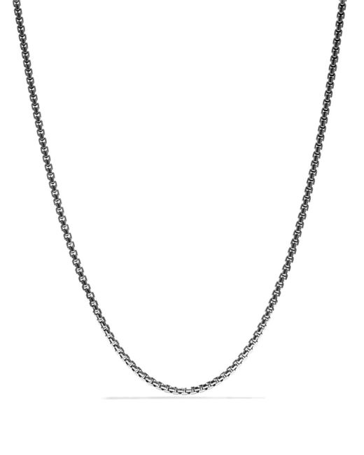 David Yurman - Metallic Sterling Silver Chain for Men - Lyst