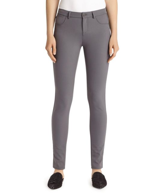 Lafayette 148 New York - Gray Acclaimed Stretch Mercer Pants - Lyst