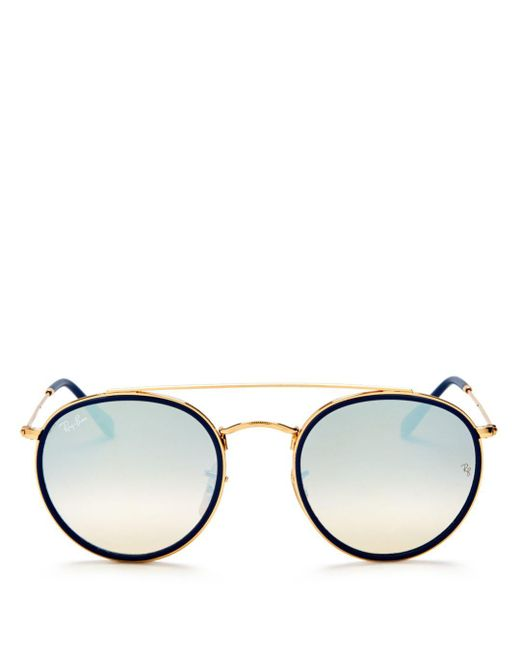 Ray-Ban - Metallic 51mm - Lyst