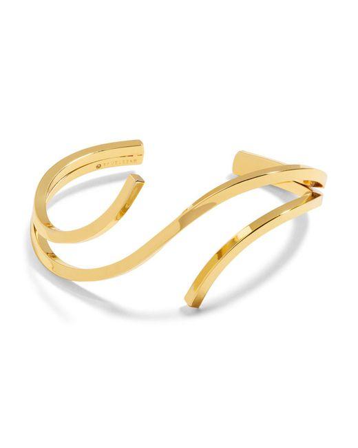BaubleBar - Metallic Shiloh Cuff Bracelet - Lyst