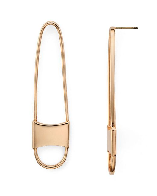 Rebecca Minkoff | Multicolor Runway Pin Earrings | Lyst