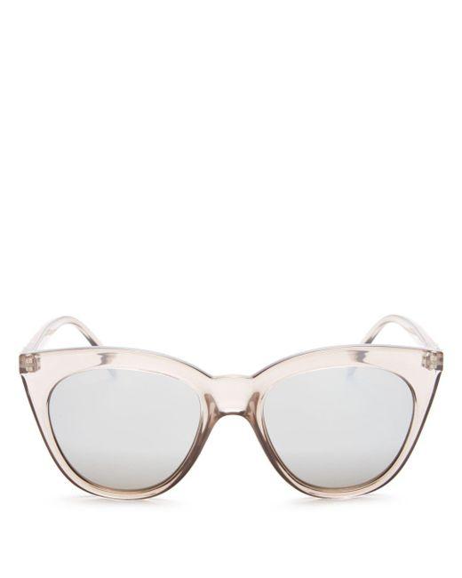 Le Specs - Metallic 53mm - Lyst