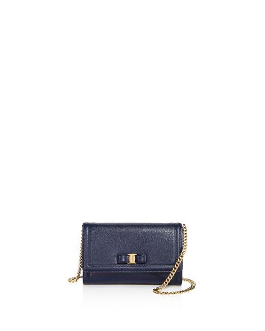 Ferragamo   Multicolor Miss Vara Leather Mini Bag   Lyst