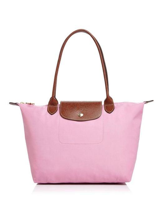 Longchamp - Multicolor Le Pliage Medium Nylon Tote - Lyst
