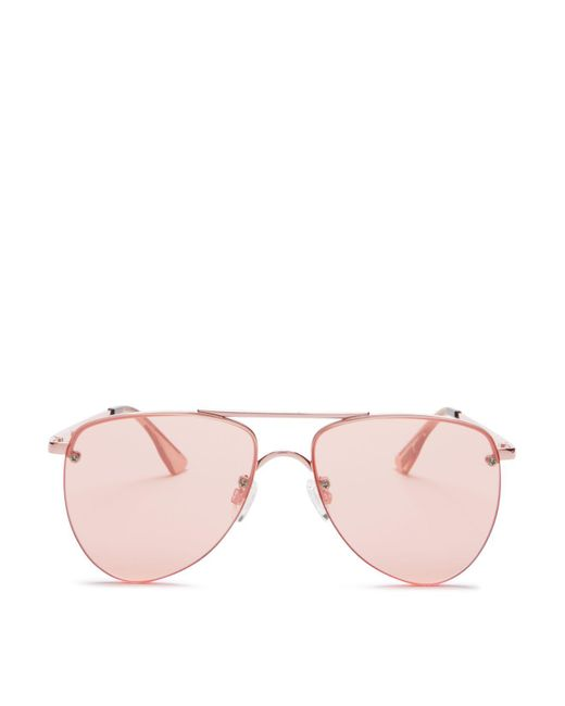 Le Specs | Pink 57mm | Lyst