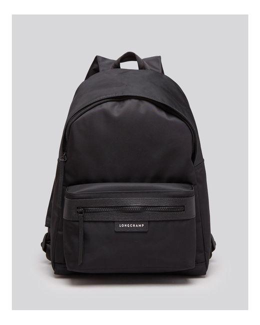 Longchamp   Black Le Pliage Neo Backpack   Lyst