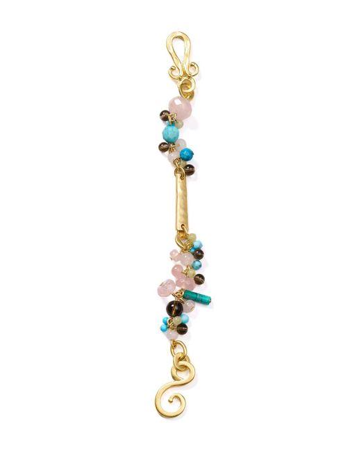 Stephanie Kantis | Metallic Charmed Bracelet | Lyst