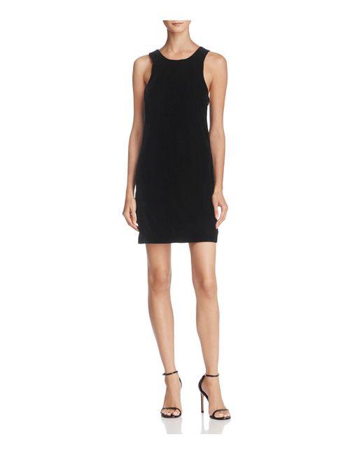 Pippin velvet mini dress Elizabeth & James Sneakernews Cheap Online 0WWGYGNz