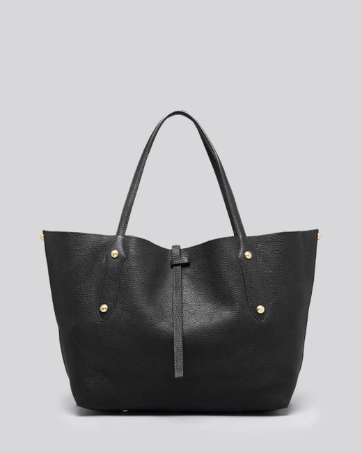 Annabel Ingall - Black Isabella Small Leather Tote - Lyst