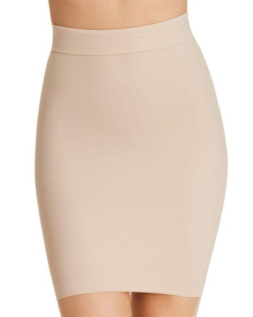 Tc Fine Intimates - Natural Luxurious Comfort Firm Control Hi-waist Slip - Lyst