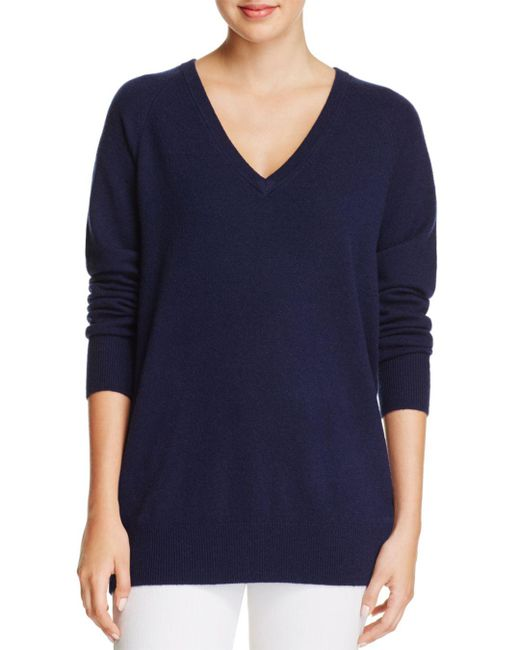 Equipment - Blue Asher Cashmere Sweater - Lyst
