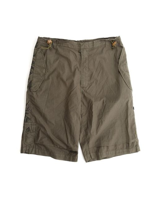 Maharishi - Green Military Leaf Short for Men - Lyst