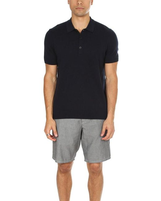 Rag & Bone - Blue Mason Polo for Men - Lyst
