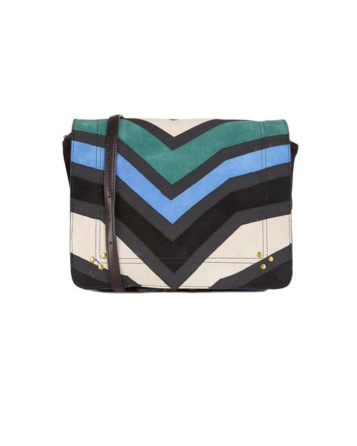 Jérôme Dreyfuss - Multicolor Igor Patchwork Bag - Lyst