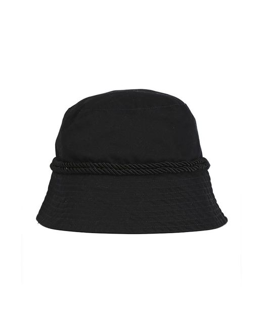Woolrich - Black Pingora Hat Burberry Cloth for Men - Lyst
