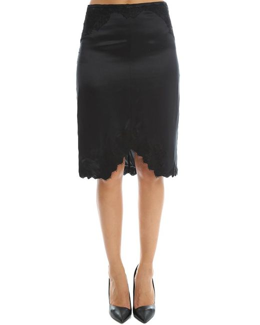 Rag & Bone - Black Izabella Skirt - Lyst
