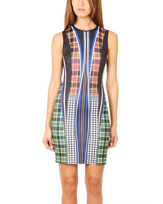 Clover Canyon | Multicolor Dublin Sleeveless Dress | Lyst