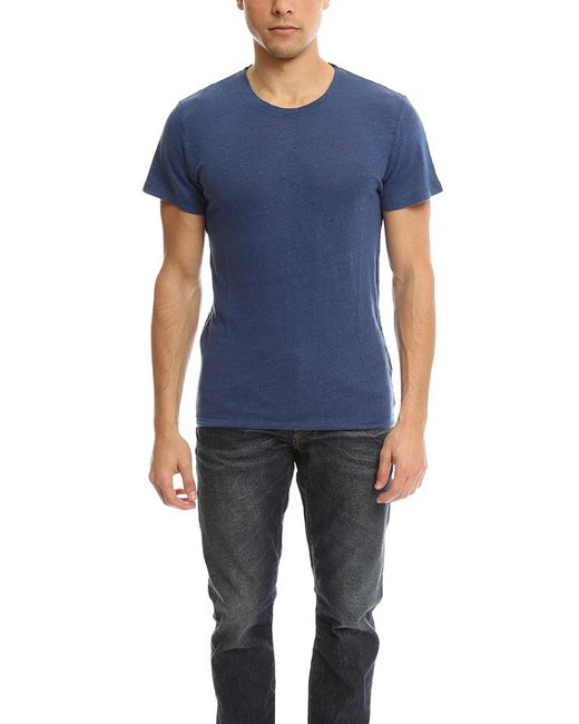 IRO - Blue Jaoui T-shirt for Men - Lyst