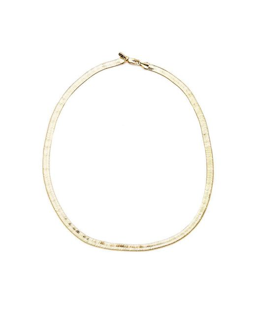 Vanessa Mooney - Metallic The Nas Chain Necklace - Lyst
